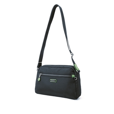 Beside U Endeavor Trim Kiara RFID Protection Crossbody Handbag