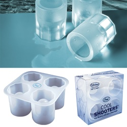 Cool Shooters Shot Glass Ice Mold