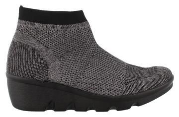 Bernie Mev Camryn Gunmetal Sizes 36 37 40