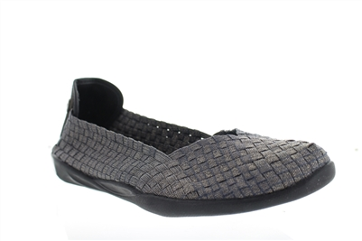 Bernie Mev Catwalk Grey Shimmer SIzes 36 39