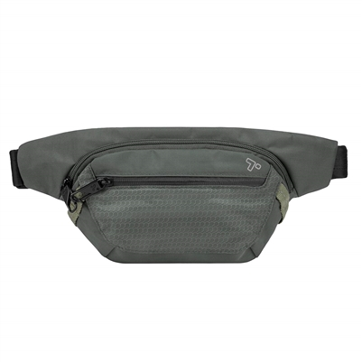 Travelon Anti-Theft Active Waist Pack Charcoal