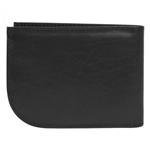 Travelon RFID Blocking Men's Leather Front Pocket Wallet