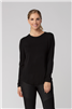 Bamboo Tshirt Crew Neck Long Sleeve