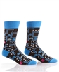 YoSox Socks Men's Crew Video Game