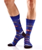 YoSox Socks Men's Crew Sports Cars