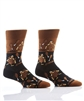 YoSox Socks Men's Crew Gobble Gobble
