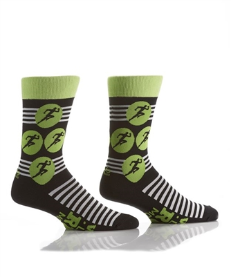YoSox Socks Men's Crew Sprinter