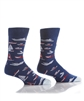 YoSox Socks Mens Crew Sail Away