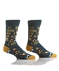 YoSox Socks Mens Crew Drinking Buddy