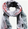 Scarf Camouflage Grey