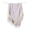Turkish Towel Diamond Purple