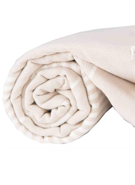 Turkish Towel Harem Cream