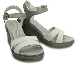Leigh II Ankle Strap Crocs